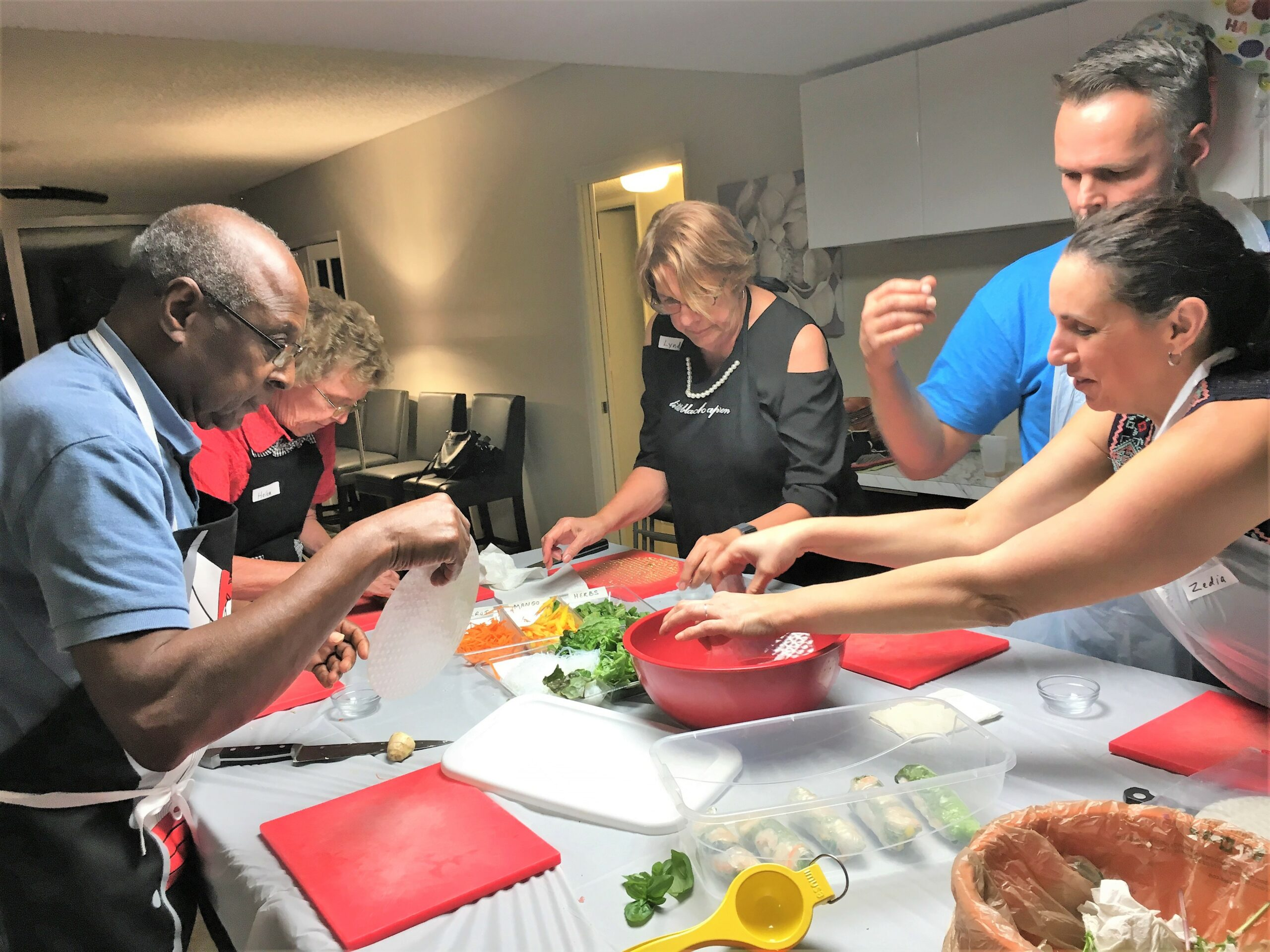 Private Cooking Classes 1
